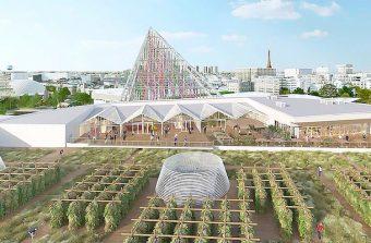 Louez un potager dans la plus grande ferme urbaine d'Europe Porte de Versailles