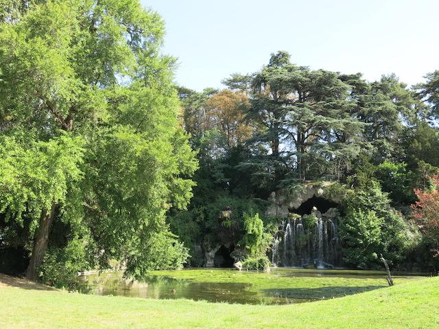 La grande casacade du bois de Boulogne / © Apur