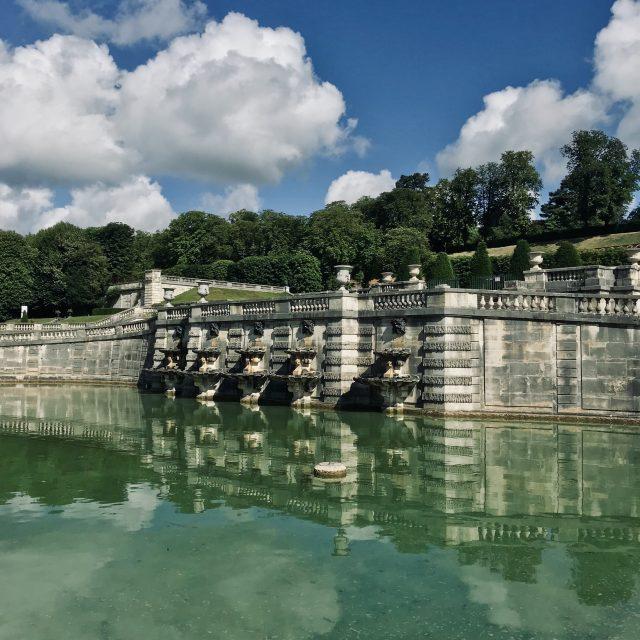 La grande cascade du Domaine national de Saint-Cloud / © Vianney Delourme pour Enlarge your Paris
