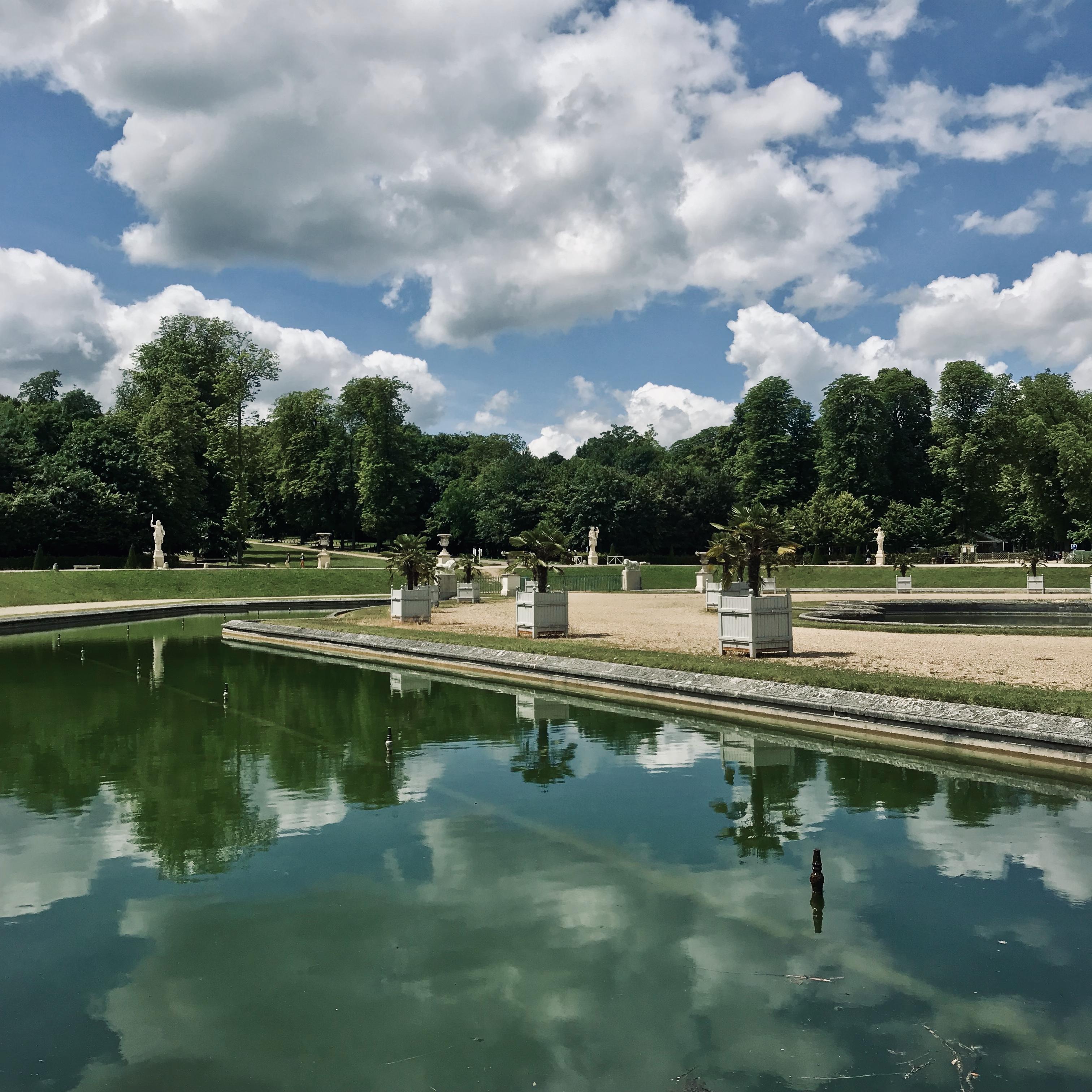 Parterre des 24 jets au Domaine de Saint-Cloud / © Vianney Delourme pour Enlarge your Paris