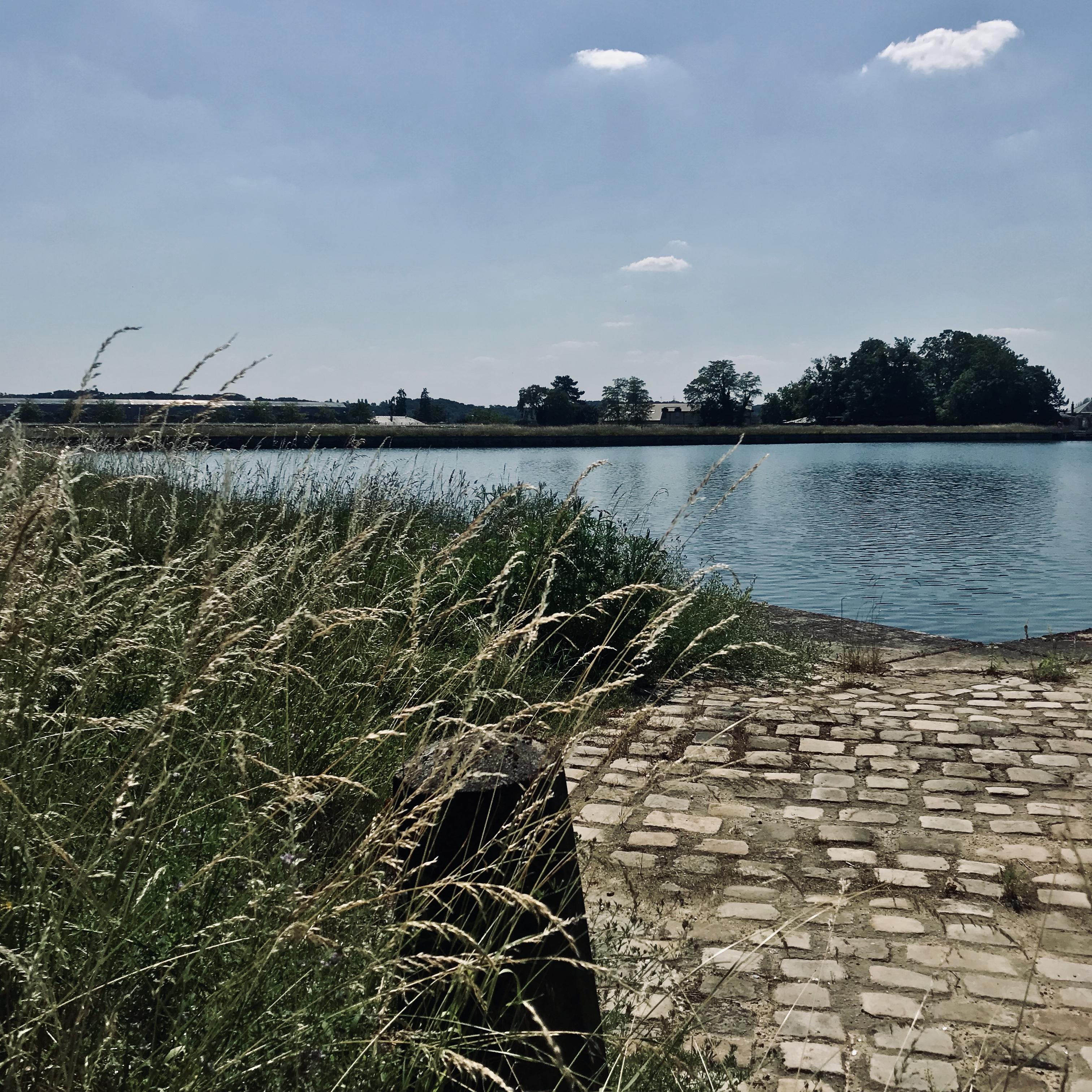 Le réservoir de Montbauron à Versailles / © Vianney Delourme pour Enlarge your Paris