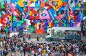 Vivez les préparatifs du festival street art LaBel Valette