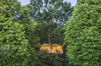 Des cabanes branchées où se percher à moins de 100 km de Paris