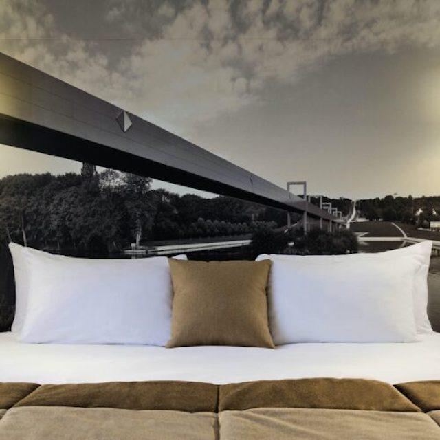 L'hôtel Mercure de Cergy-Pontoise / DR