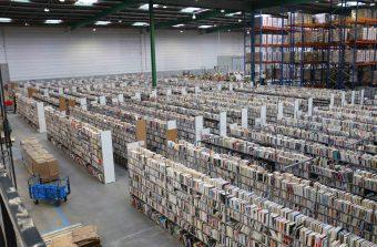 A Villabé, à 15 km d'un entrepôt Amazon, RecycLivre fait des dons de livres une économie