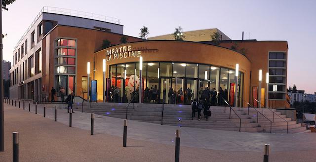 Le théâtre Firmin Gémier - La Piscine à Châtenay-Malabry / © Dominique Wallon