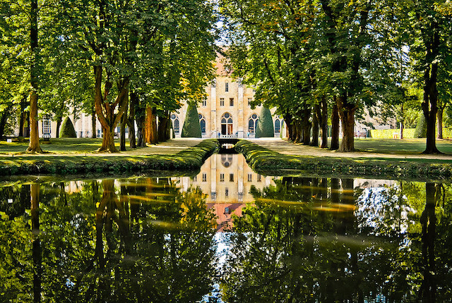 L'abbaye de Royaumont / © Albert (Flickr - Creative commons)