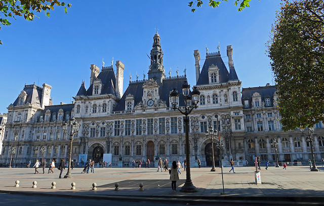 L'Hôtel de Ville de Paris /  © Kirk K (Creative commons / Flickr)