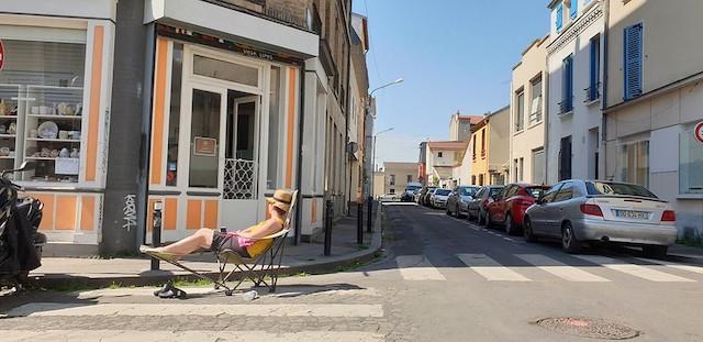 Farniente à Montreuil / © Paola Breizh (Flickr - Creative commons)