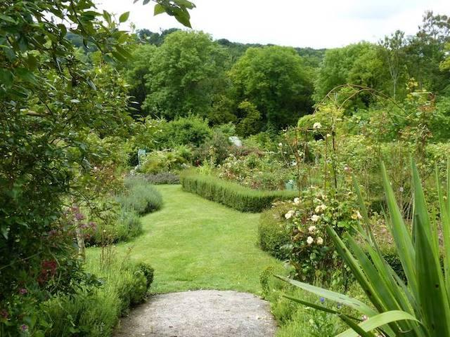 """La roseraie du Clos Parradénia dans les Yvelines participe à l'opération """"Jardins ouverts"""" organisée par la Région cet été / DR"""
