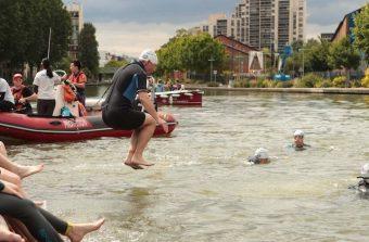 Plongez dans les eaux du canal de l'Ourcq samedi