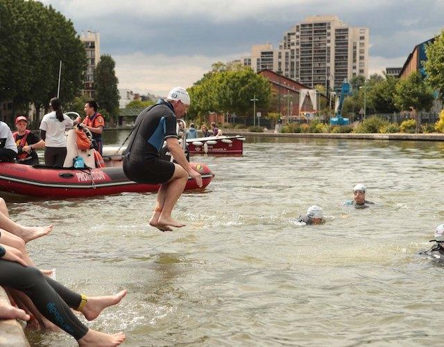 """Le 3e édition de """"Nage ton canal"""" aura lieu samedi 29 août à Pantin / © FSGT 93"""