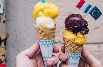 Le «Paris Ice Cream Challenge Vélo», un parcours de 21 km pour déguster la crème des glaces
