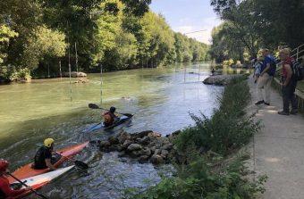 Balade sur les bords de la Marne sauvage