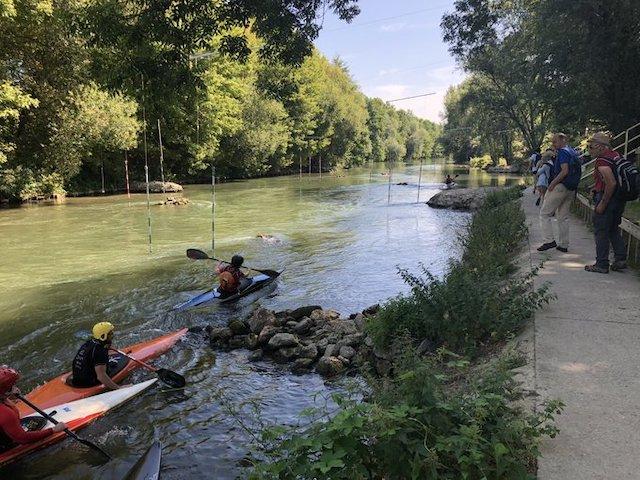 Les bords de Marne entre Chelles et Vaires-sur-Marne / © Transilien