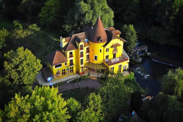 Le Moulin jaune à Crécy-la-Chapelle / © Le Moulin jaune