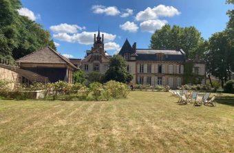 Le château de Rosa Bonheur, l'antre d'une rock star méconnue