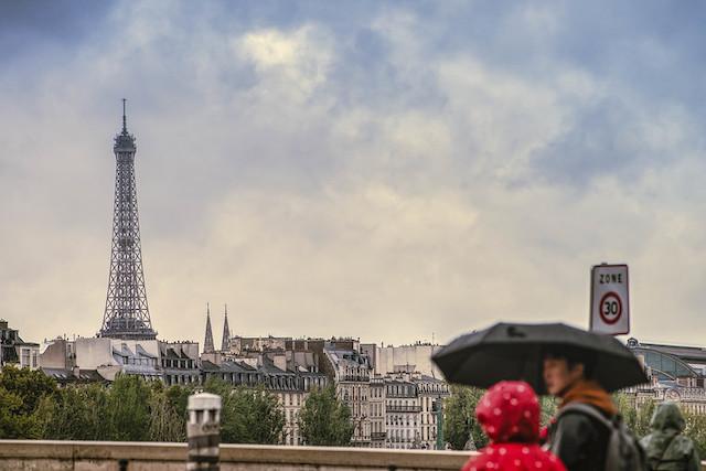 Paris, au coeur de la métropole du Grand Paris qui a vu le jour en 2016 /  © Luc Mercelis