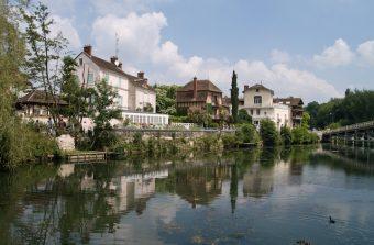Escapade à Fontainebleau, entre Seine et forêt