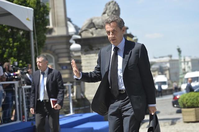 L'ancien président de la République Nicolas Sarkozy en 2015 lors d'un sommet à Bruxelles en 2015 / ©  European People's Party (Creative commons - Flickr)