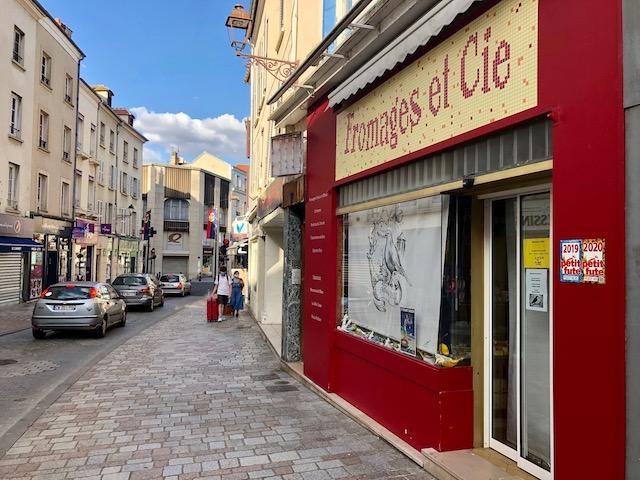 La fromagerie Fromages et Cie à Melun / © Steve Stillman pour Enlarge your Paris