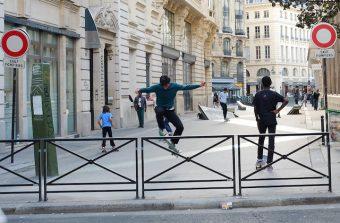 Les riders, ces urbanistes qui s'ignorent