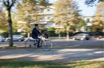 «La promotion du vélo et de la marche est devenue essentielle»