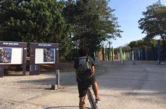 Un tour de l'Île-de-France à vélo en vue d'une candidature «Banlieue, capitale européenne de la culture»