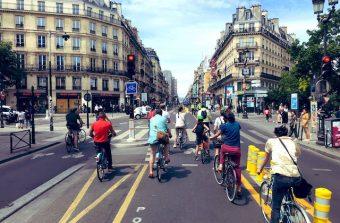 Les coronapistes marquent un tournant décisif dans la pratique du vélo en Île-de-France