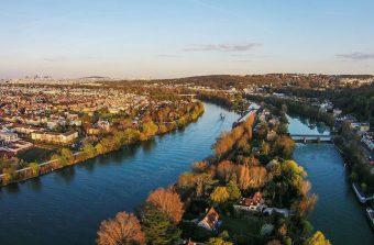 Balade dans une boucle de la Seine, chez les impressionnistes et les princes