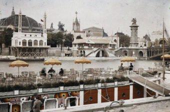Paris à l'heure des premières photos couleurs à la Cité de l'architecture