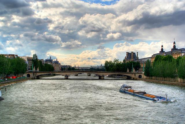 """Du 18 au 20 septembre, le festival """"L'Odyssée"""" célèbre la Seine et les cours d'eau grand-parisiens / © Andy Langager (Creative commons - Flickr)"""