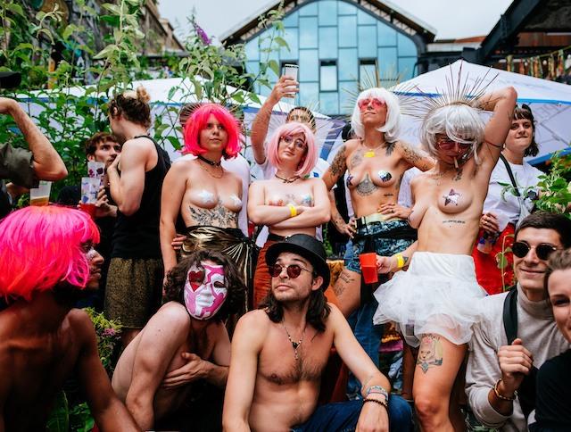 Les Soeurs malsaines au Hasard ludique à Paris en juin dernier / © Mahdi Aridj