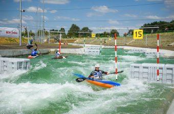 J'ai testé la descente de la rivière des Jeux olympiques de Paris 2024