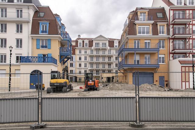 Jour 11. Le quartier de la gare du Blanc-Mesnil / © Jérômine Derigny pour Enlarge your Paris