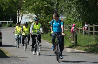Des séances gratuites de remise en selle dans les vélo-écoles du Grand Paris