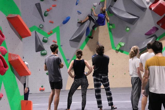 La salle d'escalade Vertical'Art Pigalle à Paris /  © Vertical'Art