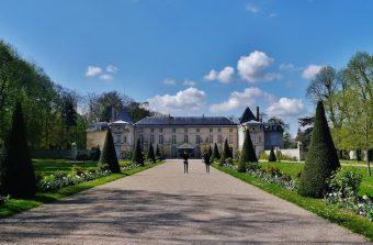 Un graffeur s'invite chez les Bonaparte au château de Malmaison
