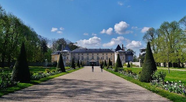 Le château de Malmaison à Rueil-Malmaison, ancienne demeure de Napoléon 1er et de l'impératrice Joséphine / © Zairon