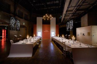 Une expo revisite la gastronomie française par le menu à La Villette