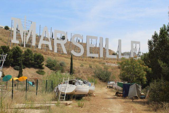 Foresta, parc métropolitain dans les Quartiers Nord de Marseille, un projet de Yes we Camp. DR