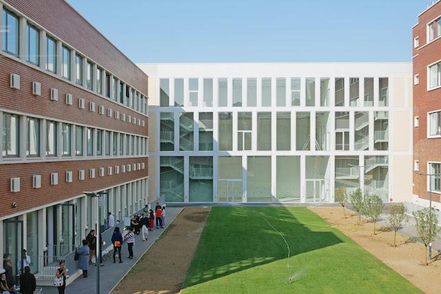 Les réserves du Fonds régjonal d'art contemporain à Romainville ouvriront au public le 27 novembre / © Federico Mannella