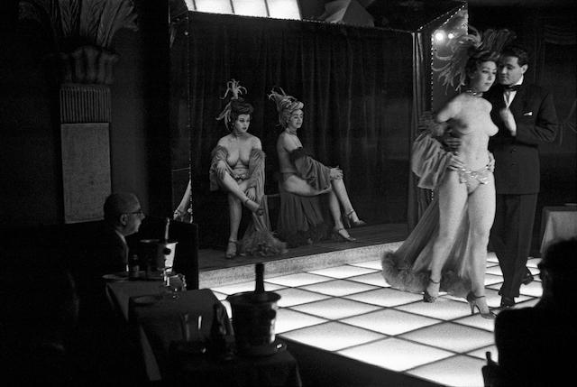 Le Paris des années 50 vu par le photographe Franck Horvat / © Franck Horvat