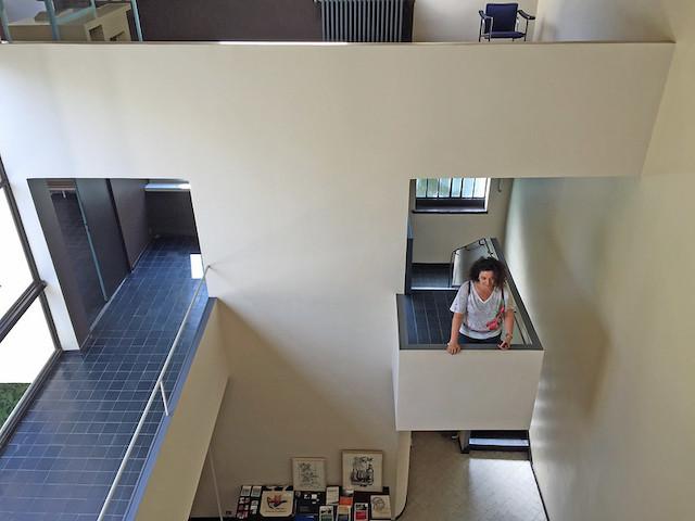 Signée Le Corbusier et inscrite au patrimoine mondiale de l'Unesco, la maison La Roche à Paris fait partie des sites à visiter lors des Journées nationales de l'architecture du 16 au 18 octobre / © diamond geezer (Creative commons - Flickr)