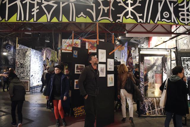La 22e édition des Portes ouvertes des ateliers d'artistes de Montreuil se dérouleront du 9 au 11 octobre / © Ville de Montreuil