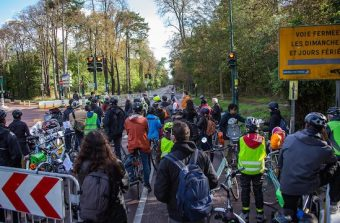 Un Tour du Grand Paris à vélo d'un an pour tester les aménagements cyclables