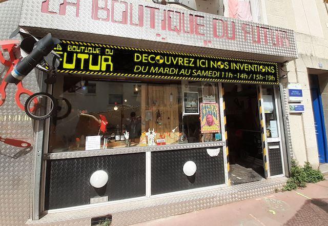 La Boutique du futur à Montrouge / ©  La Boutique du futur