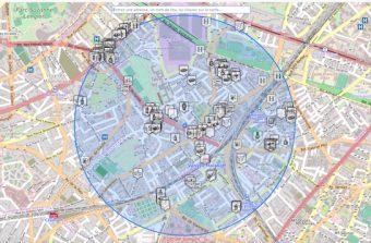 Une carte collaborative des commerces ouverts autour de chez soi pendant le confinement