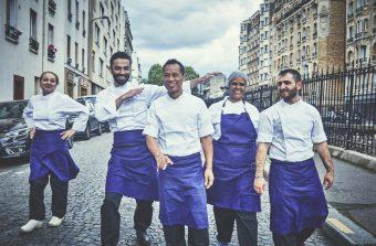 Bientôt une école de cuisine à Paris pour aider les réfugiés à s'insérer