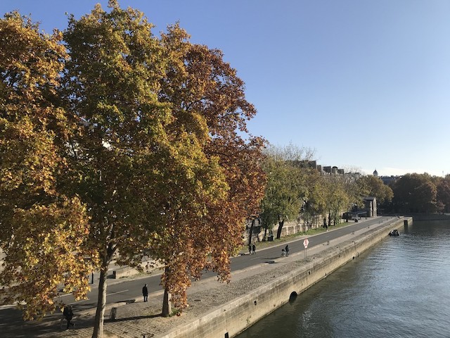 Les voies sur berges à Paris / © Olivier Razemon